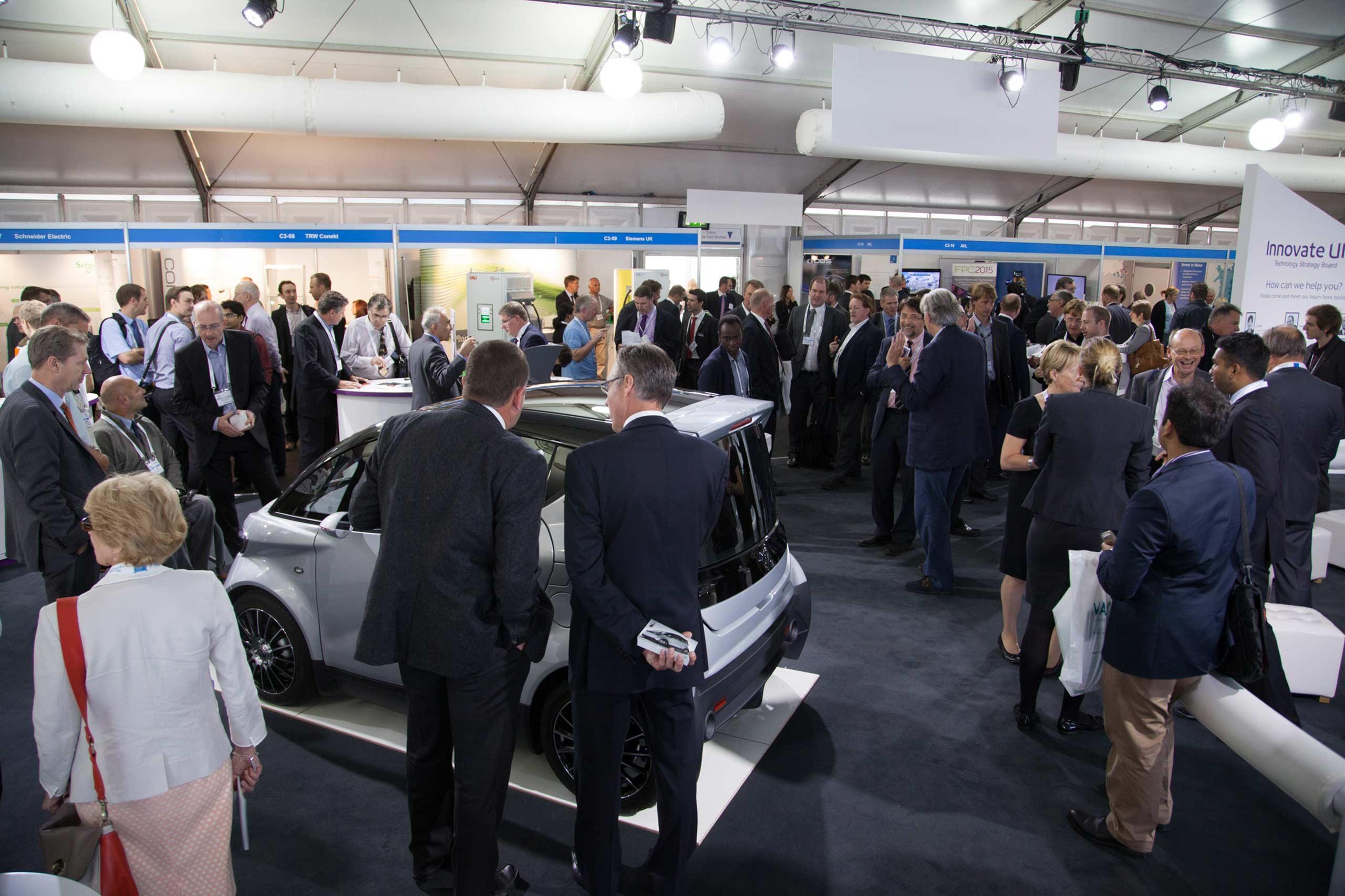 Low Carbon Vehicle Event 2016