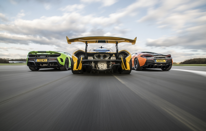 McLaren boss hints at firm's electrifying future