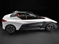Nissan BladeGlider EV performance concept car