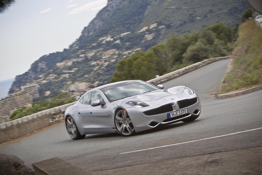 Fisker set to return with new range of impressive EVs