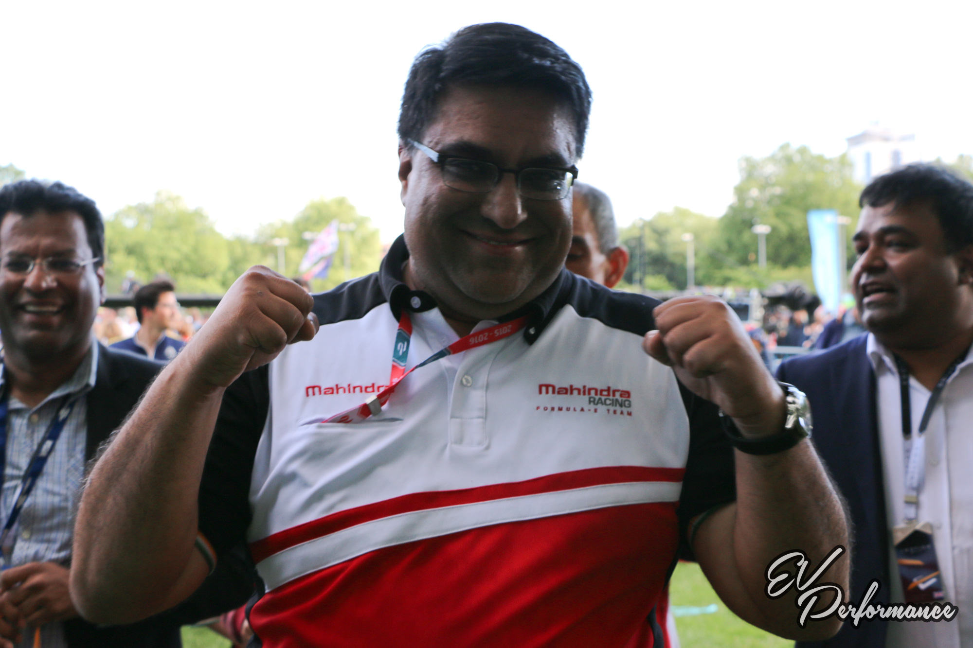 Dilbagh Gill, Team Principal, Mahindra Racing Formula E Team