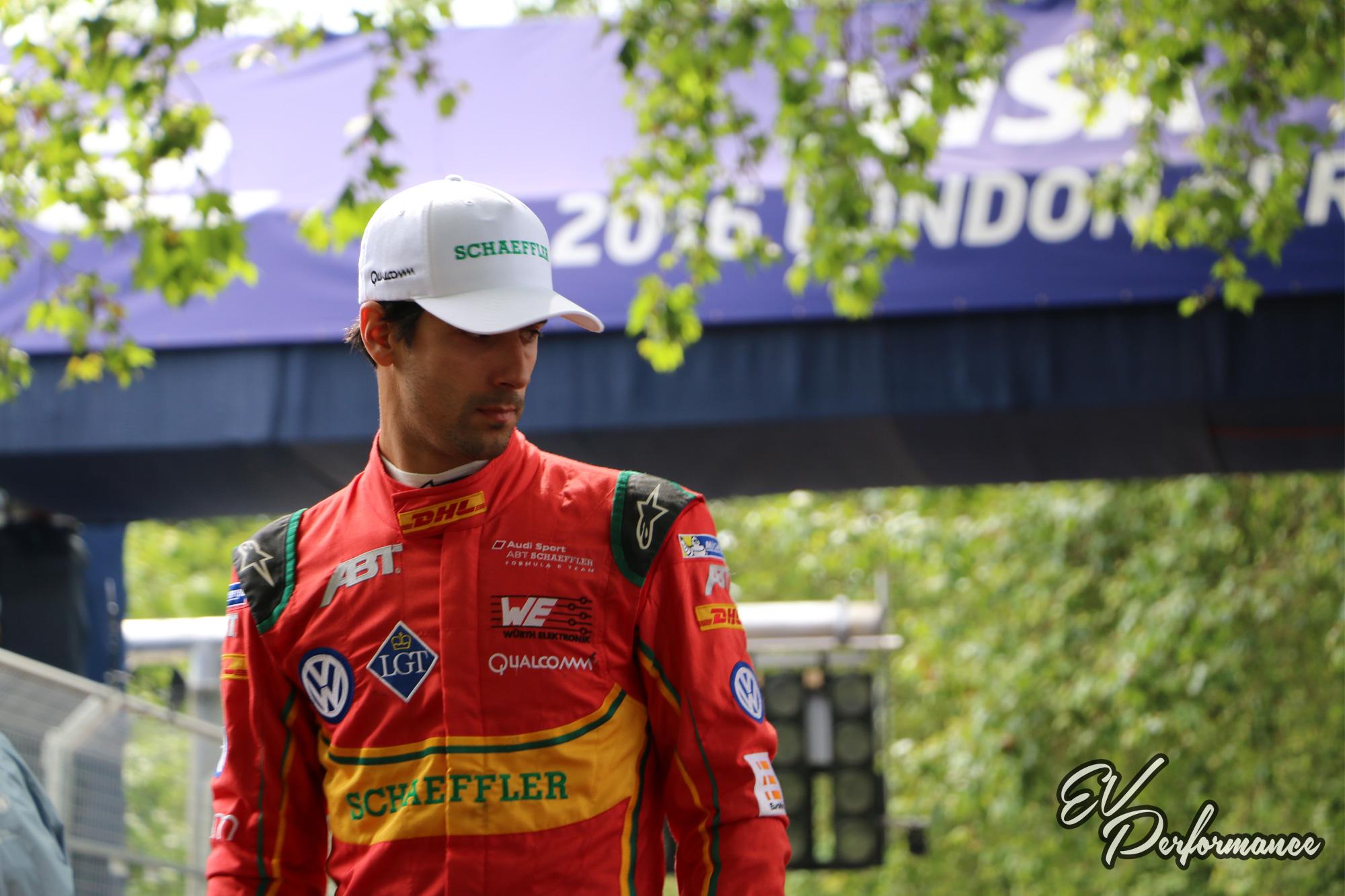 Lucas di Grassi | Team ABT Schaeffler Audi Sport | Formula E