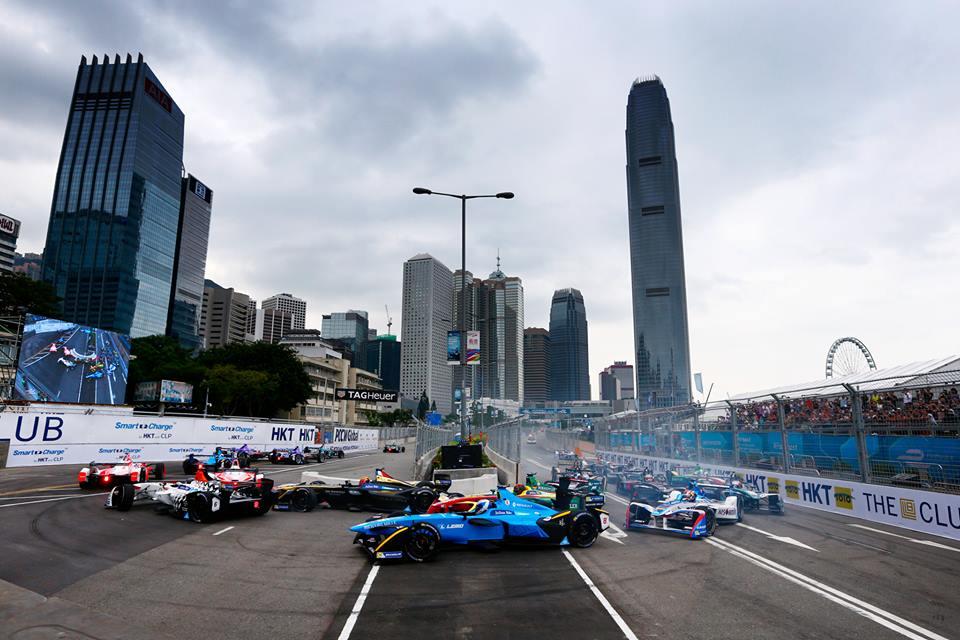 Hong Kong ePrix Formula E