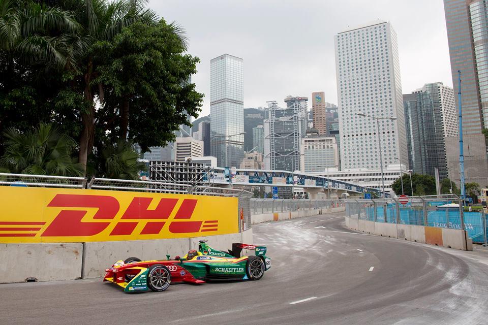 Hong Kong ePrix Formula E 2016