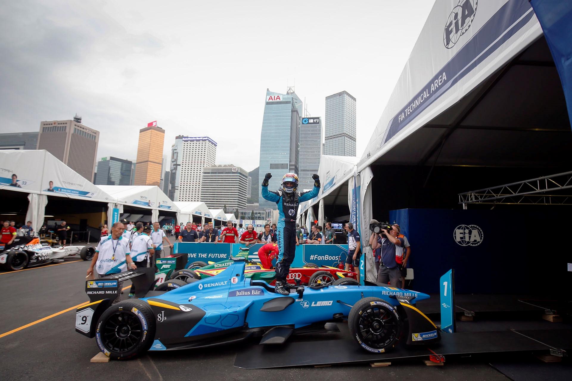 Hong Kong Formula E ePrix