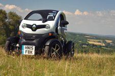 Renault Twizy | EV Performance