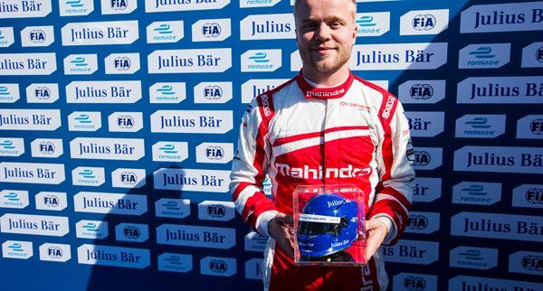 Felix Rosenqvist | Mahindra