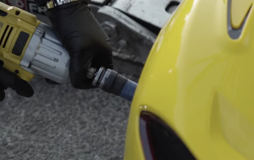 McLaren electric car