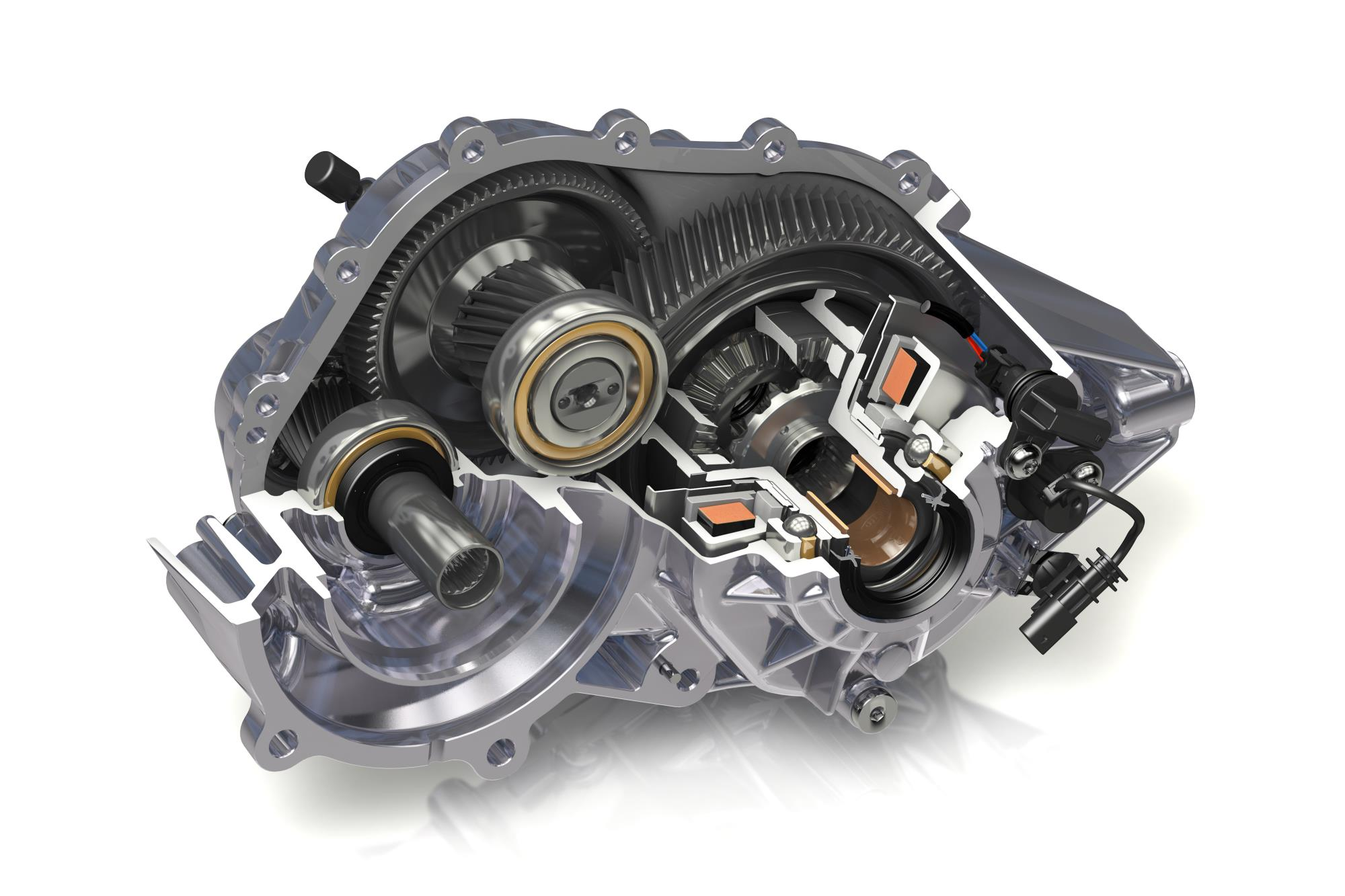 GKN electric all-wheel drive