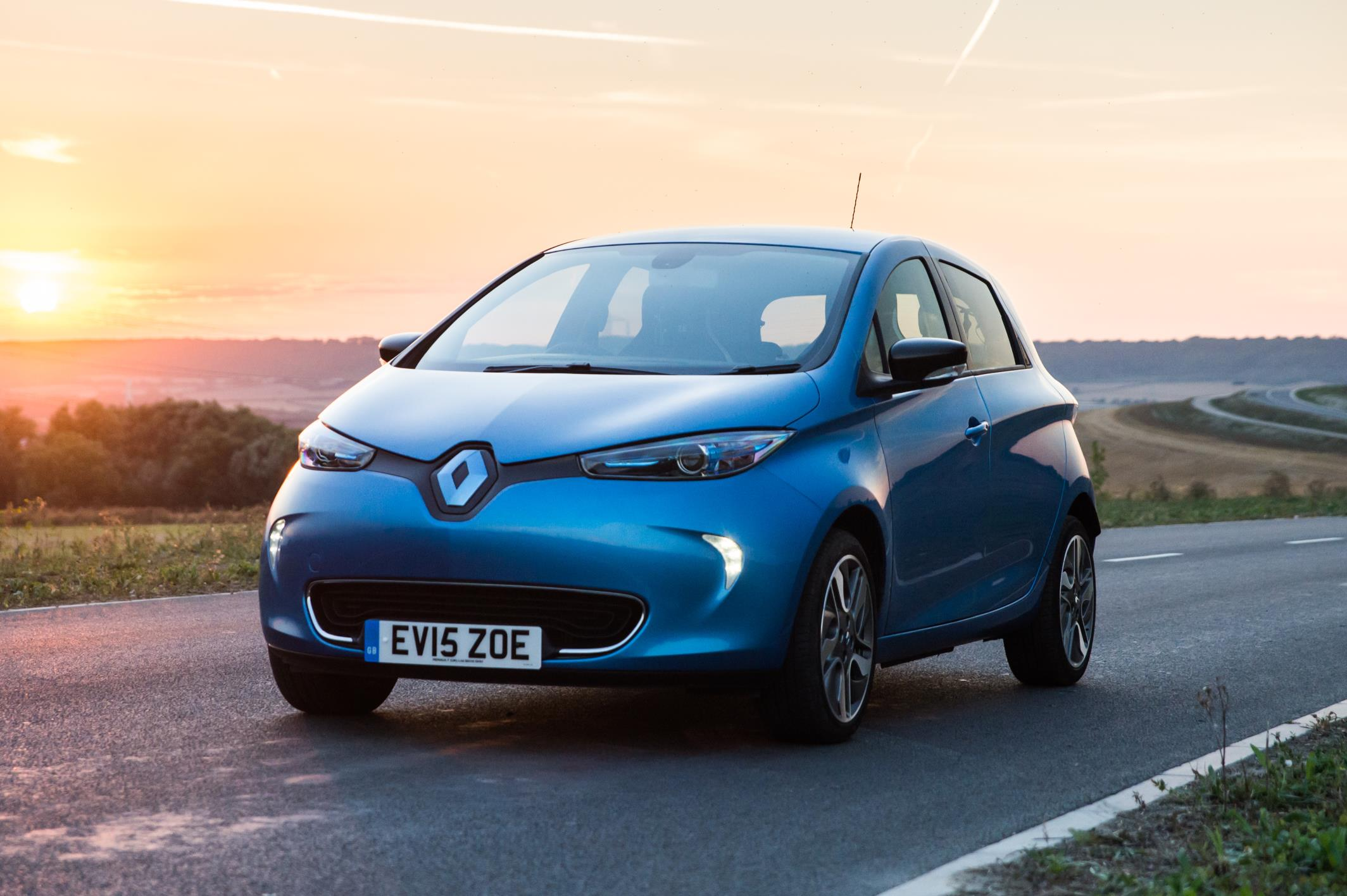Renault ZOE award winner