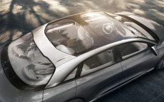 Lucid Air electric car EV
