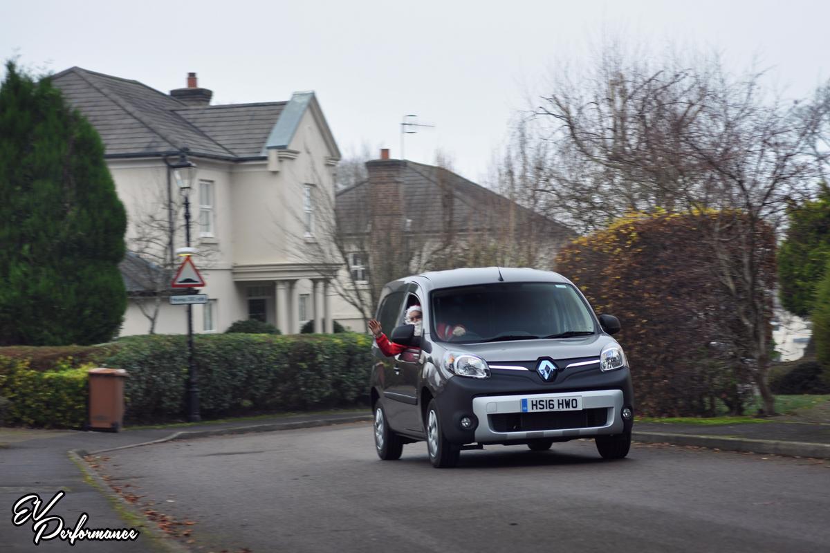 Renault Kangoo EV Van