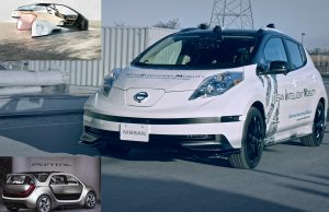 Nissan Leaf, Chrysler Portal, BMW i Inside Future