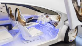 Toyota Concept I EV CES