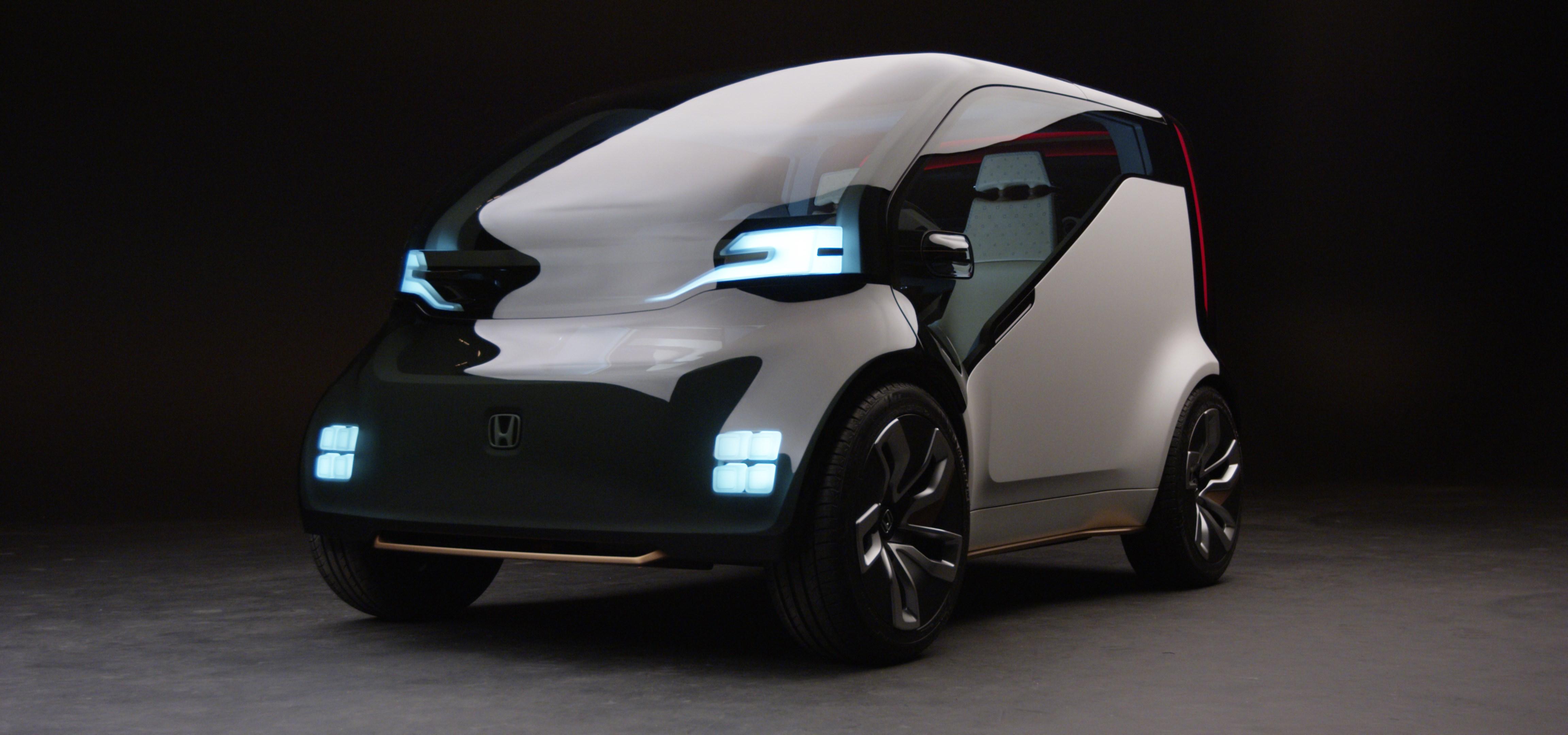 Honda NeuV EV concept car Geneva 2017