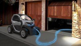Renault POM EV Twizy CES Concept