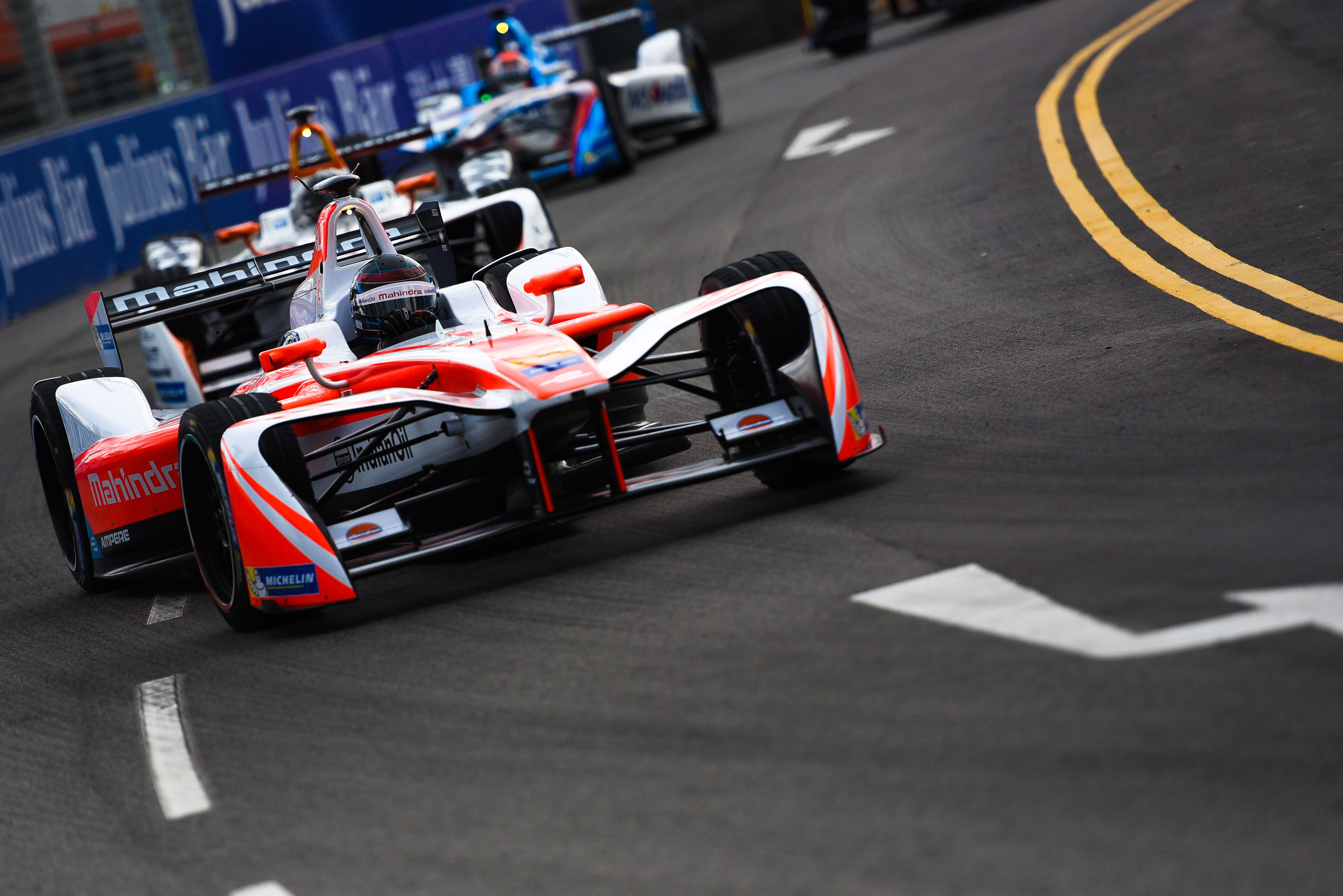 Buenos Aires ePrix: more to come from Mahindra Racing