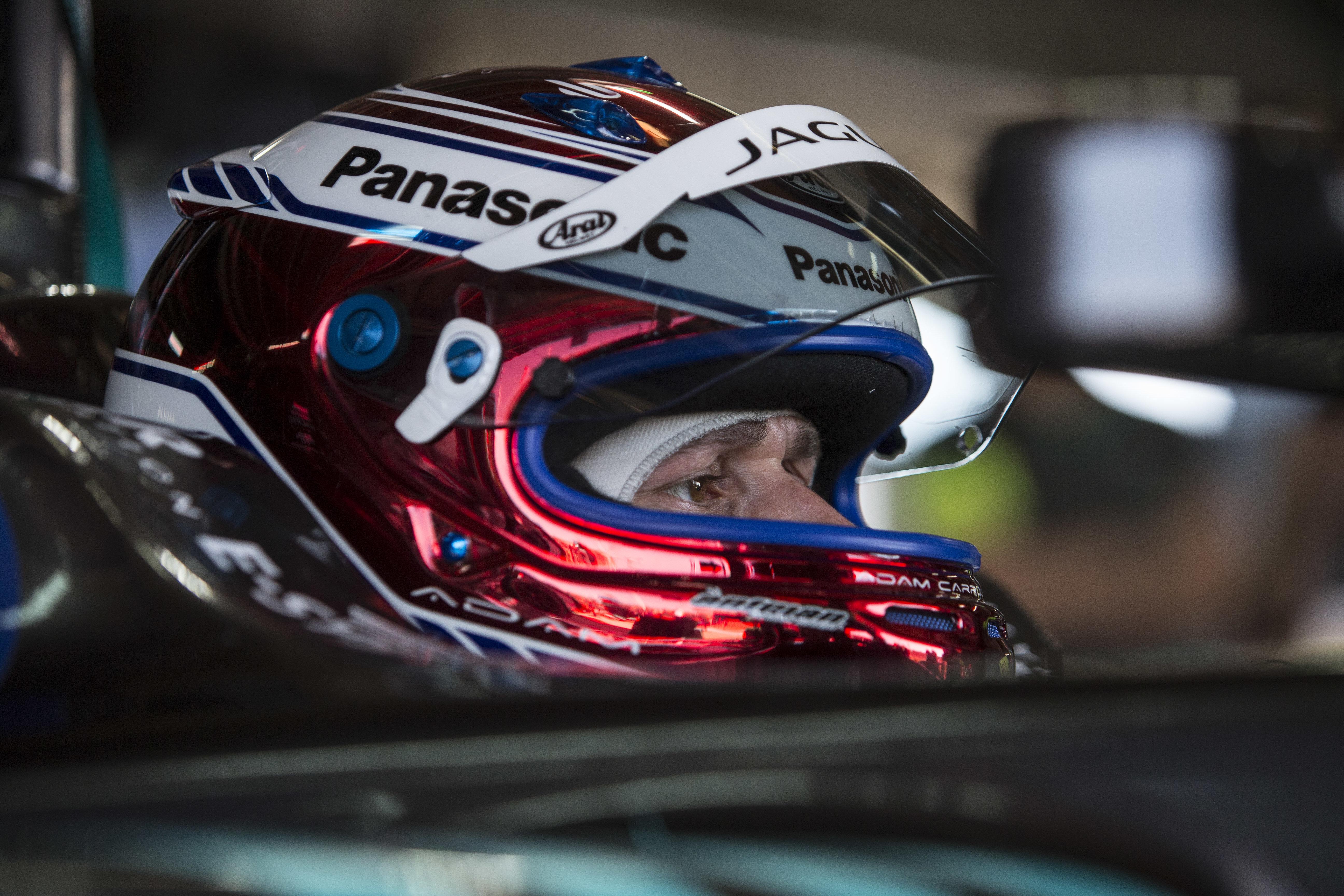 Adam Carroll | Panasonic Jaguar Racing