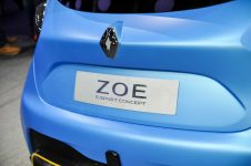 Renault Zoe e-sport Geneva 2017