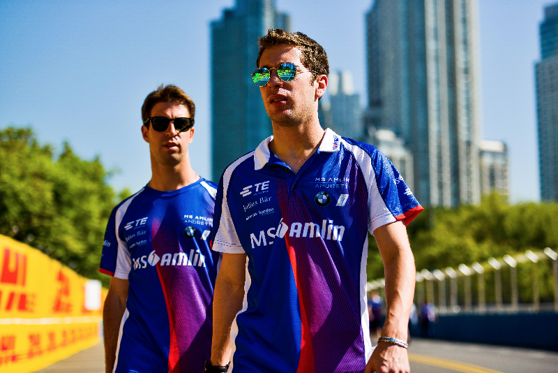 Mexico ePrix 2017 | MS Amlin Andretti