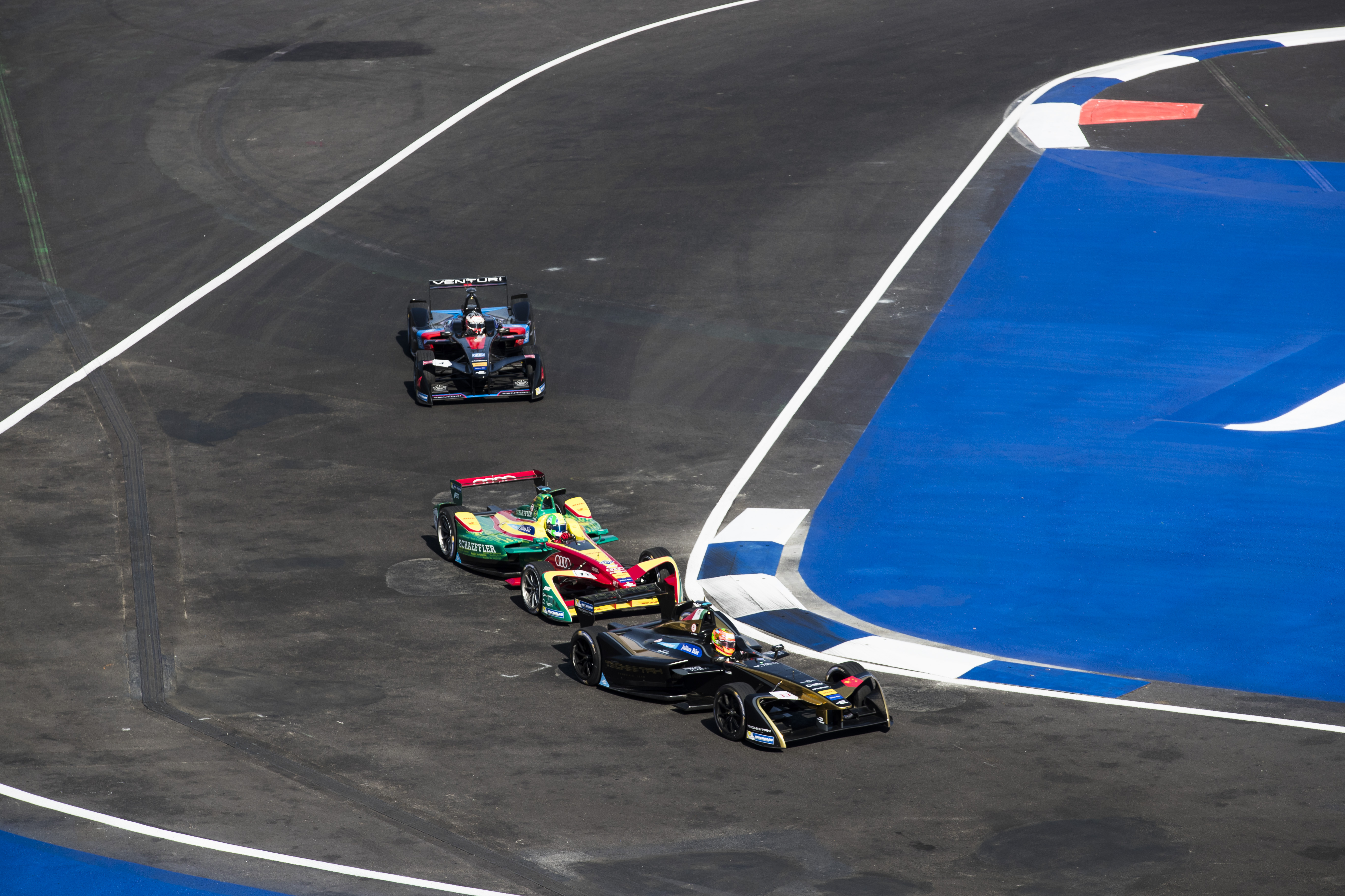 FIA Formula E Championship. Mexico City ePrix