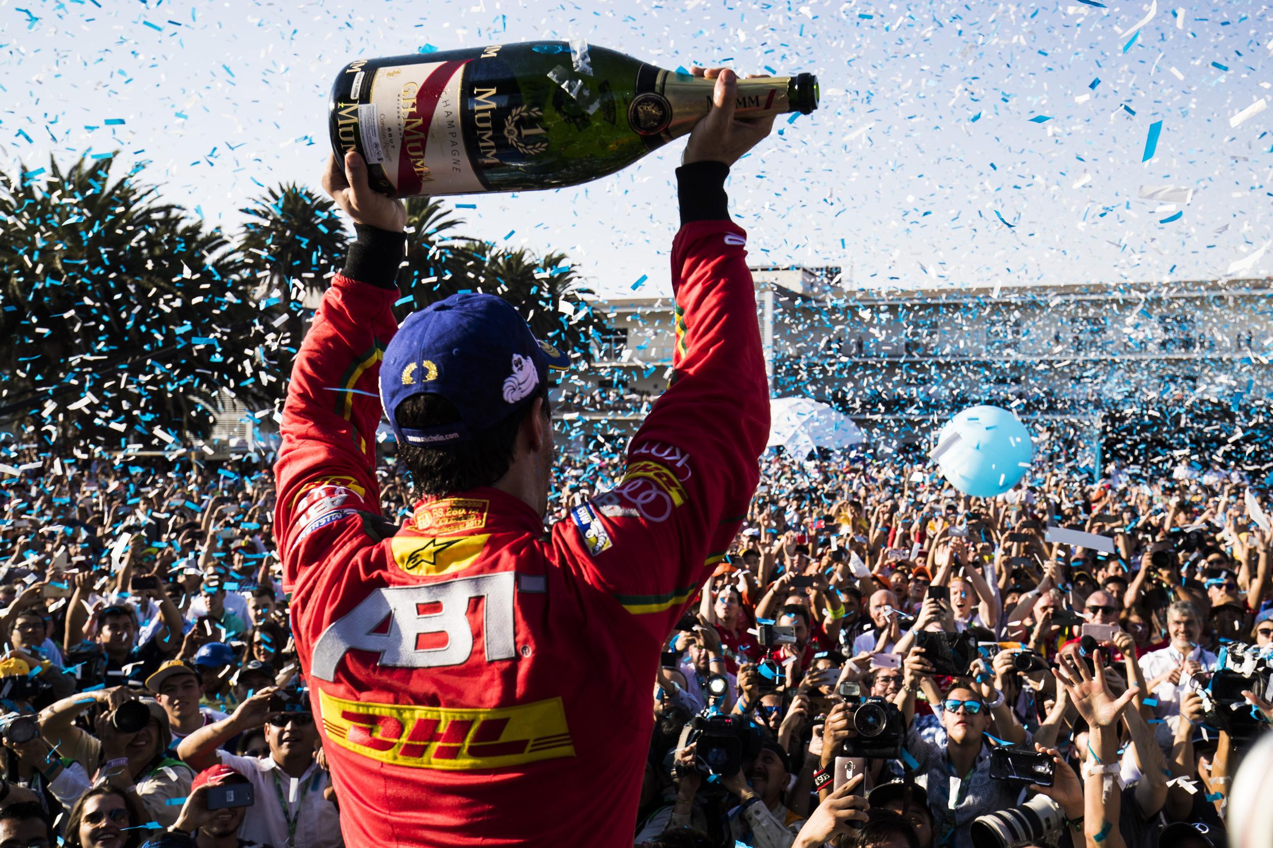 Mexico City ePrix: Di Grassi Wins in Mexican Masterclass