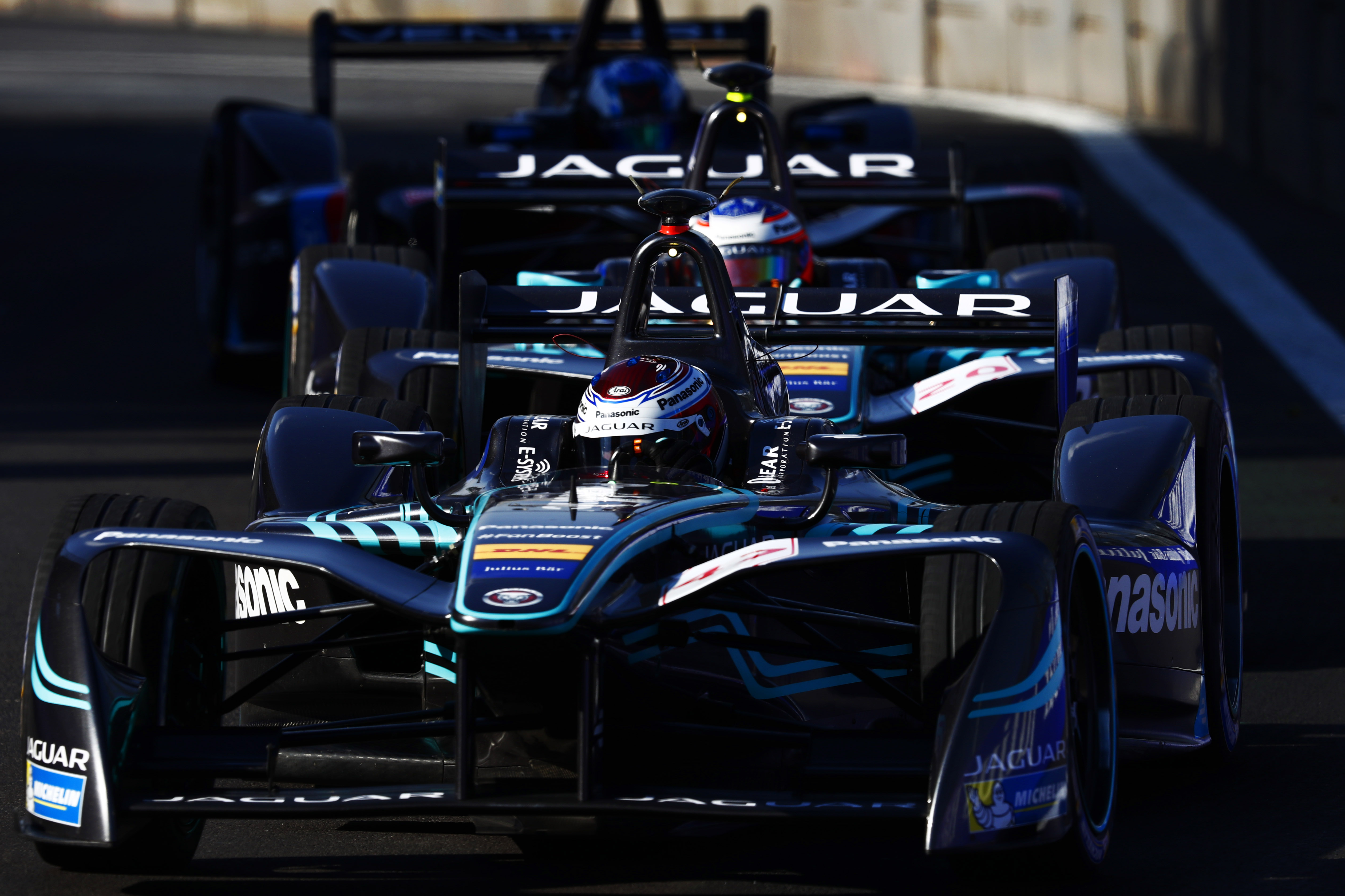 Panasonic Jaguar Racing excited for Monaco ePrix