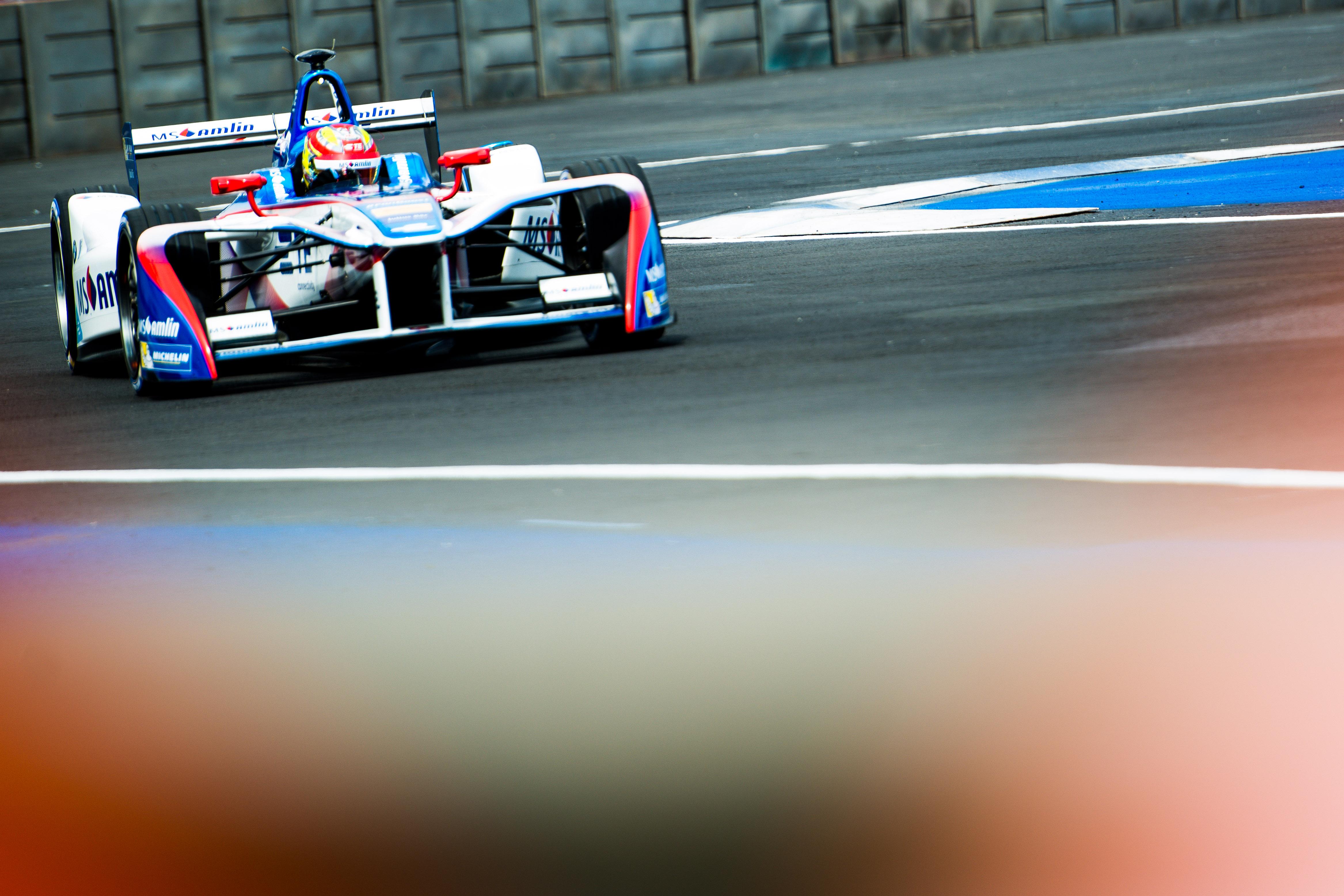 MS Amlin Andretti ready to battle in Monaco