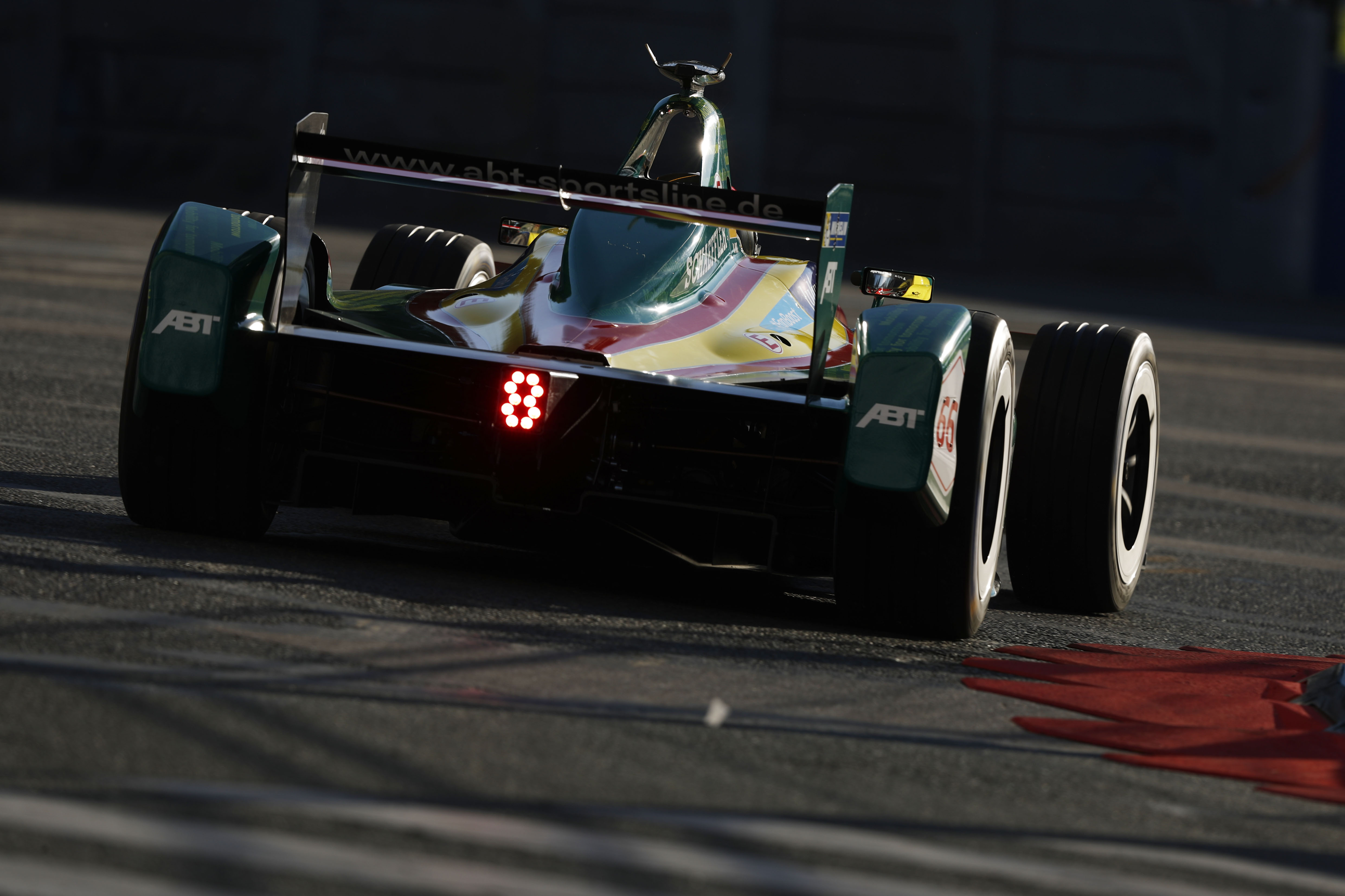 Berlin ePrix: Abt ready for home coming