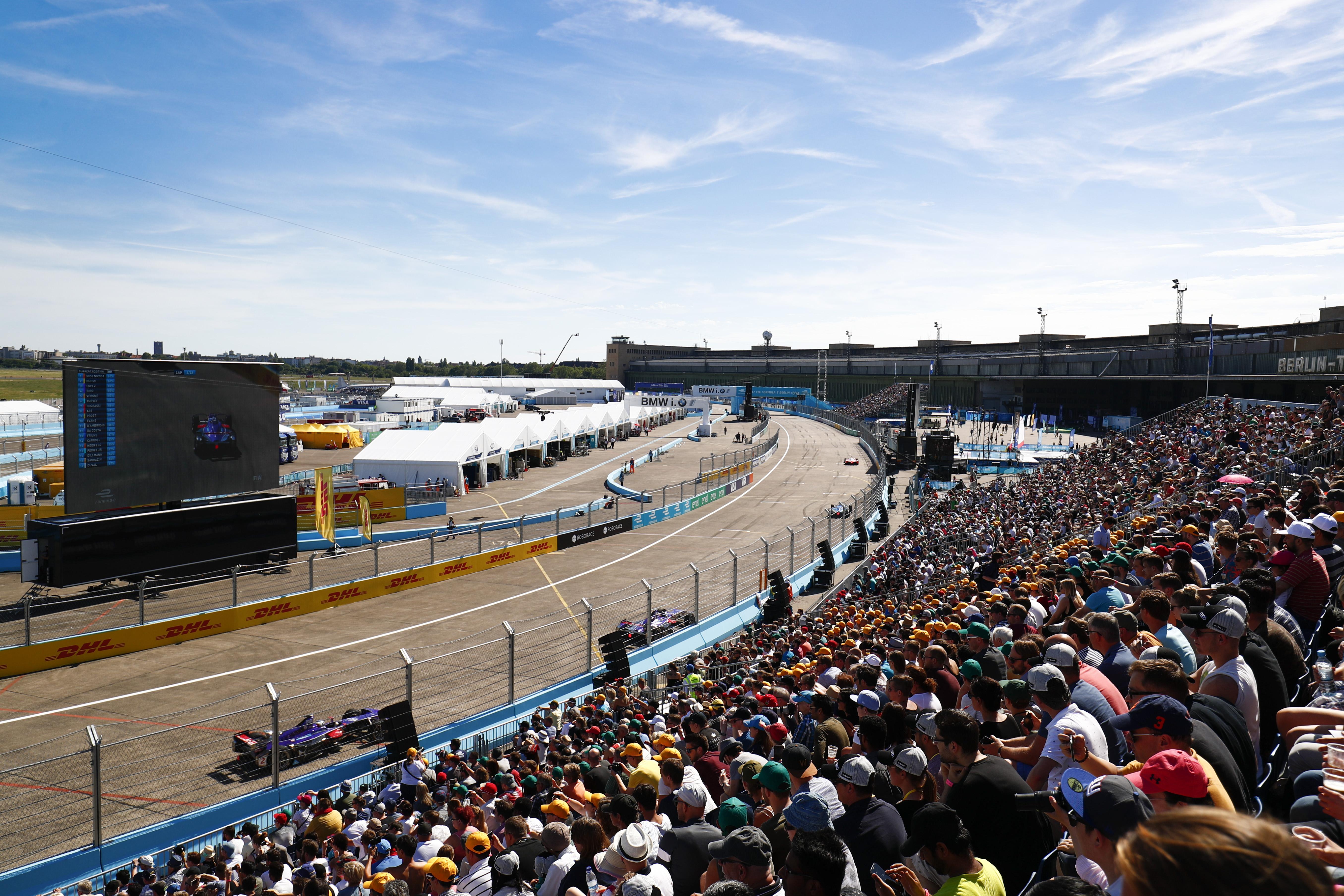Formula E: Season four calendar released