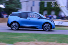 BMW i3 Goodwood Festival of Speed Hill climb