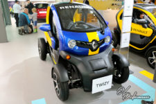 Renault Twizy Goodwood Festival of Speed