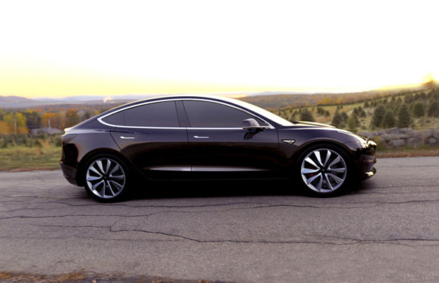Tesla Model 3 to hit the road at the end of July