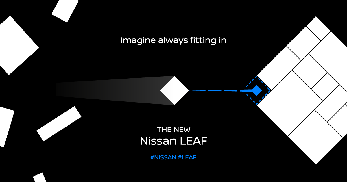 Nissan Leaf's ProPILOT Park system helps it park itself