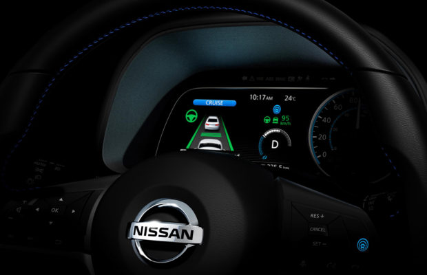 Nissan Leaf Debut Date Revealed