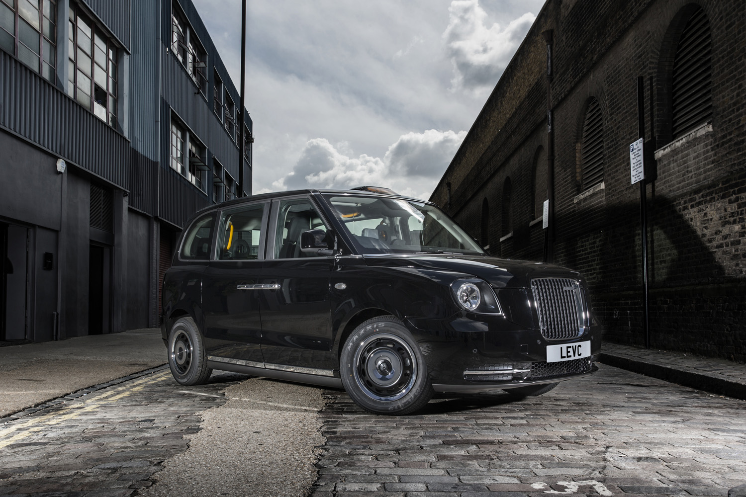 LEVC unveiled as company presents final design for new Electric Taxi
