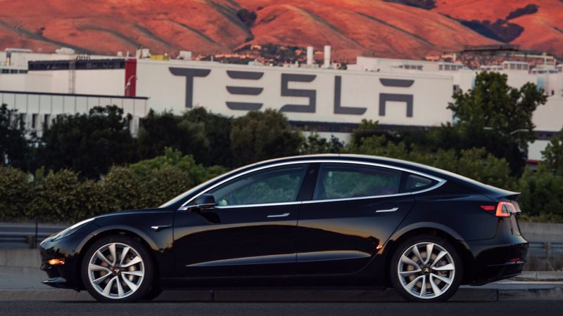 Tesla Model 3 an electric car for the masses?