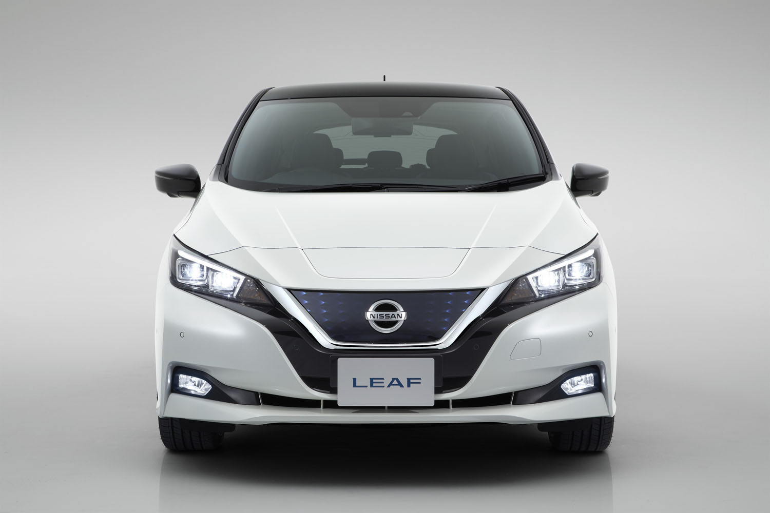 Welcome to the new Nissan Leaf