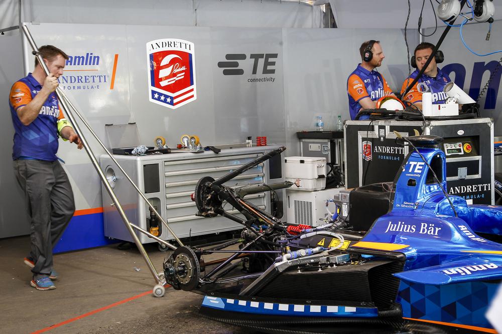 Sebastien Buemi Formula E
