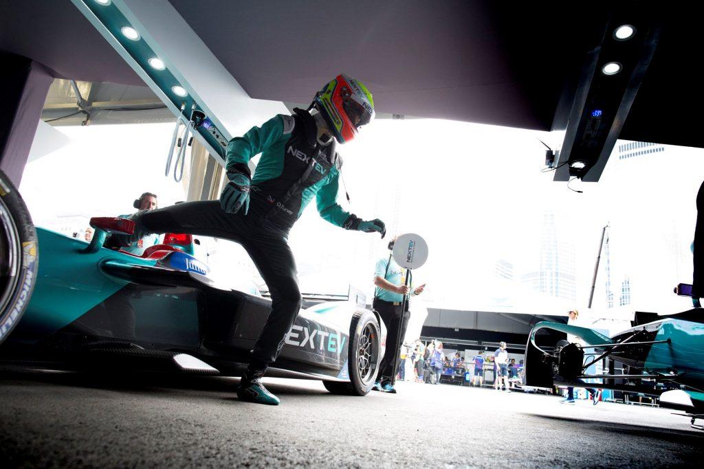 Hong Kong Formula E ePrix 2016
