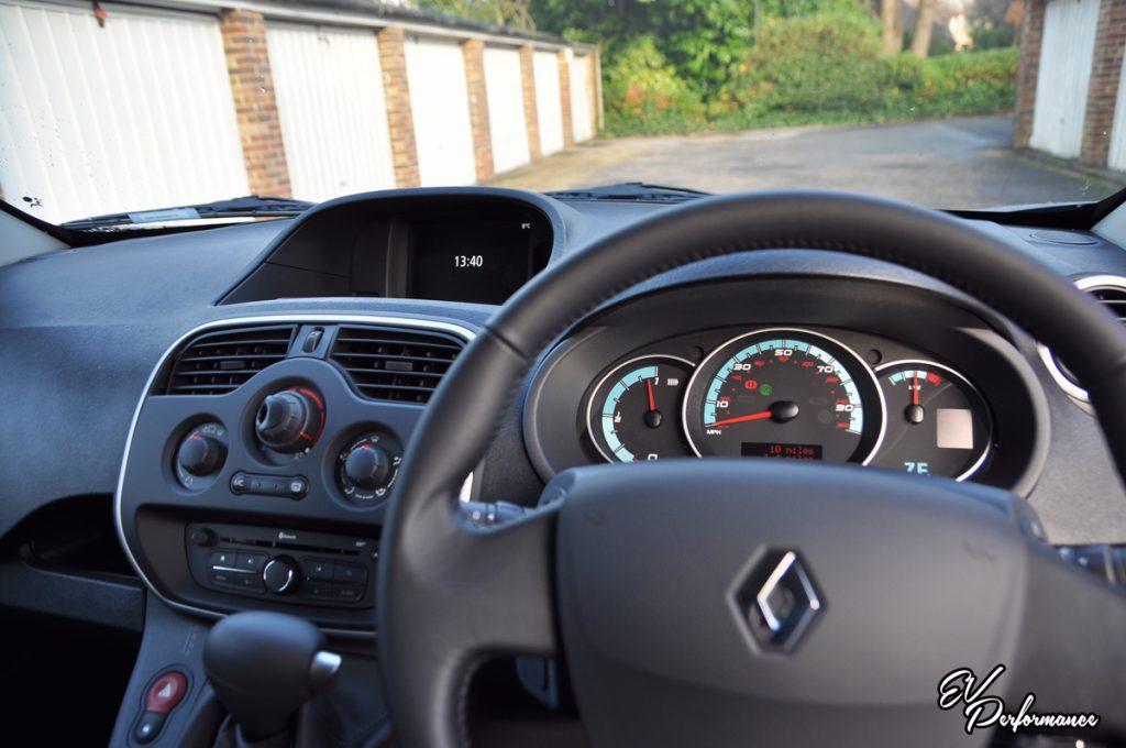 Renault Kangoo Van Z.E. EV