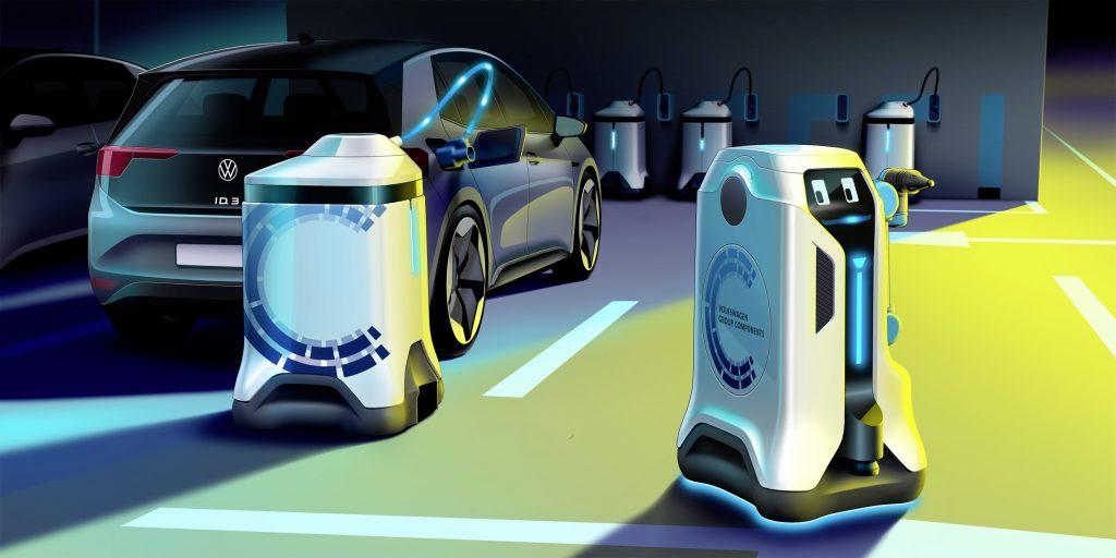 VW Charging Robots