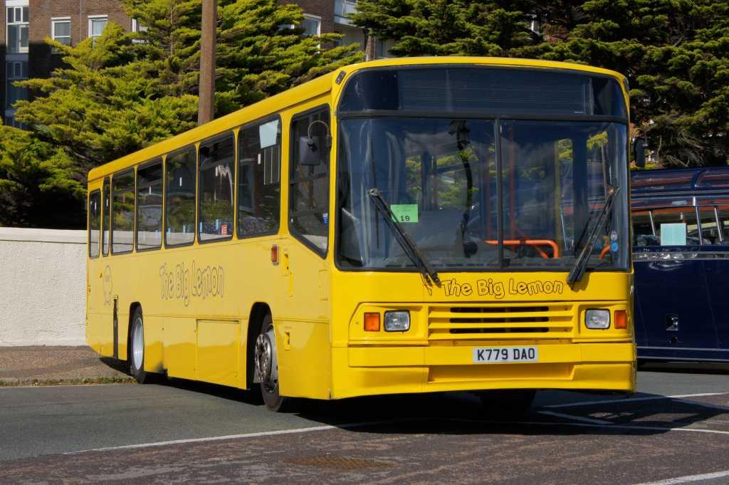 The Big Lemon Bus