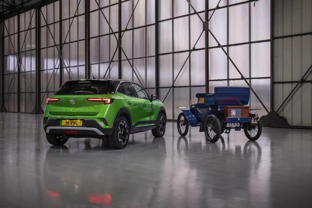 New Mokka-e and The Light Car